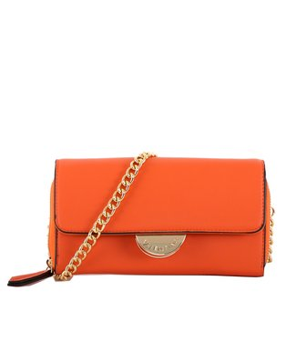 Valentino Valentino Falcor orange ladies bag