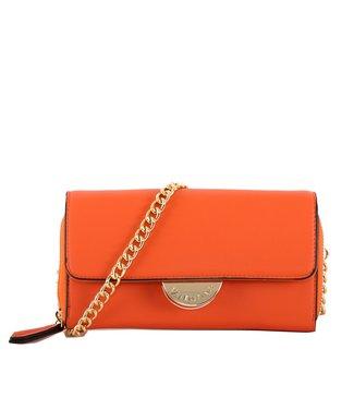 Valentino Valentino Falcor oranje dames tas