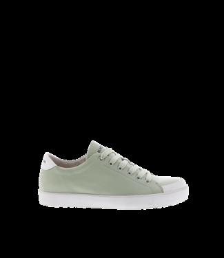 Blackstone Blackstone TW61 reseda groen dames sneaker