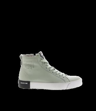 Blackstone Blackstone PL70 reseda groen dames sneakers