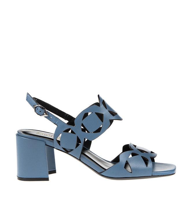 Bruno Premi Bruno Premi elegante sandaal jeans blauw