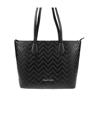 Valentino Valentino Fauno zwart dames shopper
