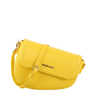 Valentino Valentino Bicorno yellow shoulder bag
