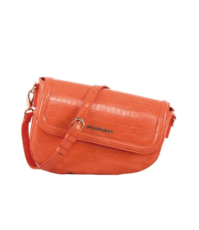 Valentino Valentino Bicorno orange shoulder bag
