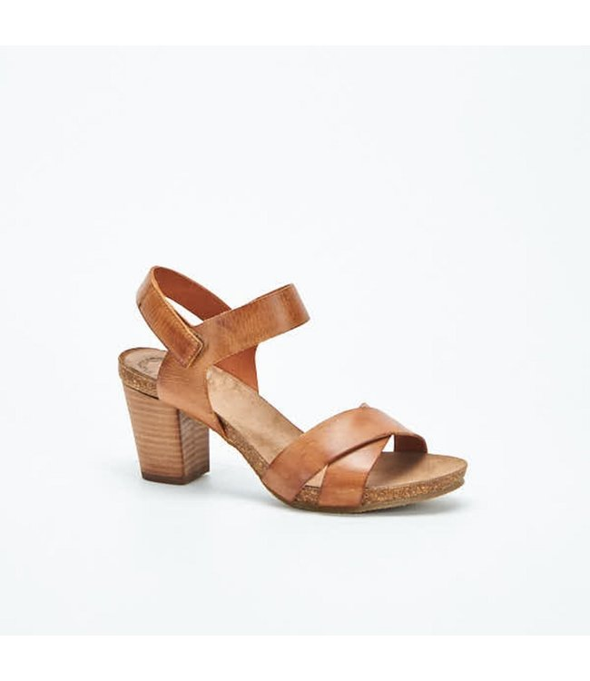 Ca Shott Ca Shott ladies heel sandal brown