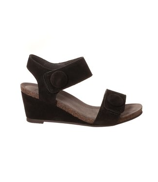 Ca Shott Ca Shott ladies sandal suede black