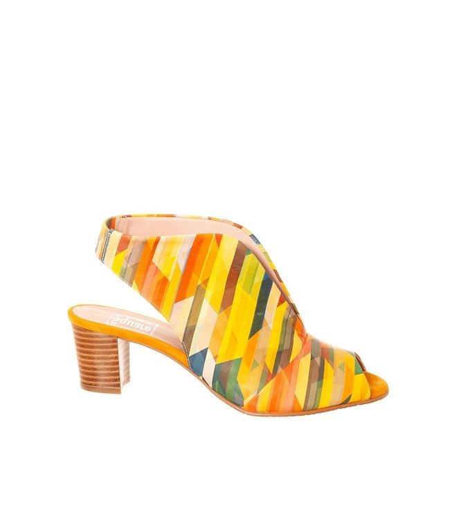 Square Feet Square Feet dames pumps multi colour