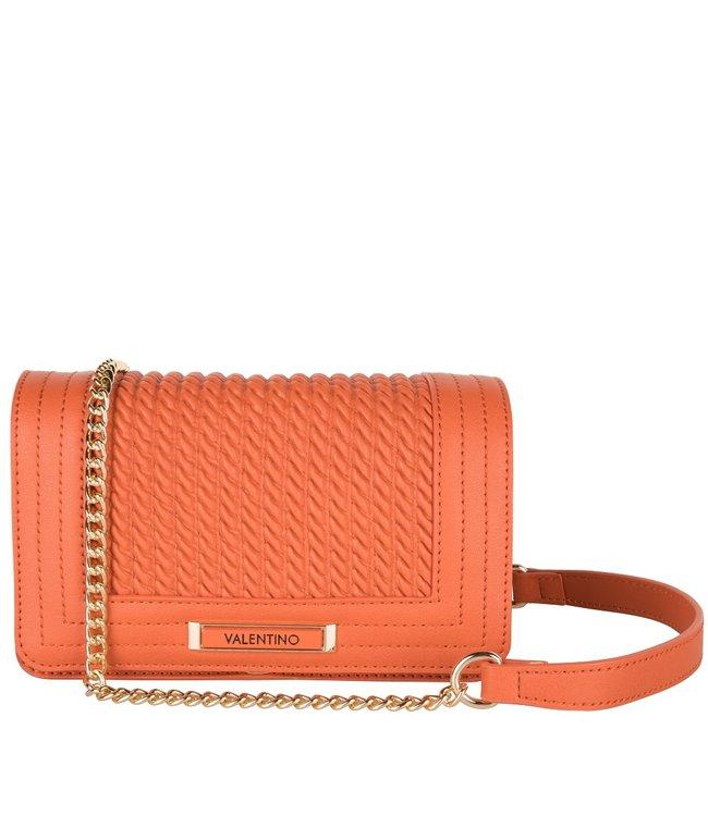 Valentino Valentino Jarvey Satchel orange shoulder bag