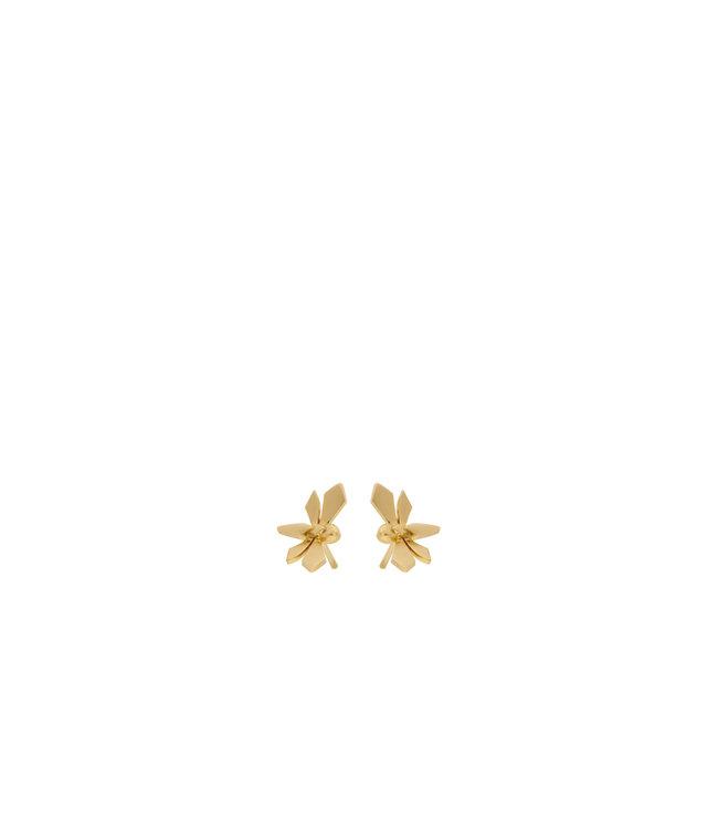 Pernille Corydon Pernille Corydon Hover Earsticks gold plated