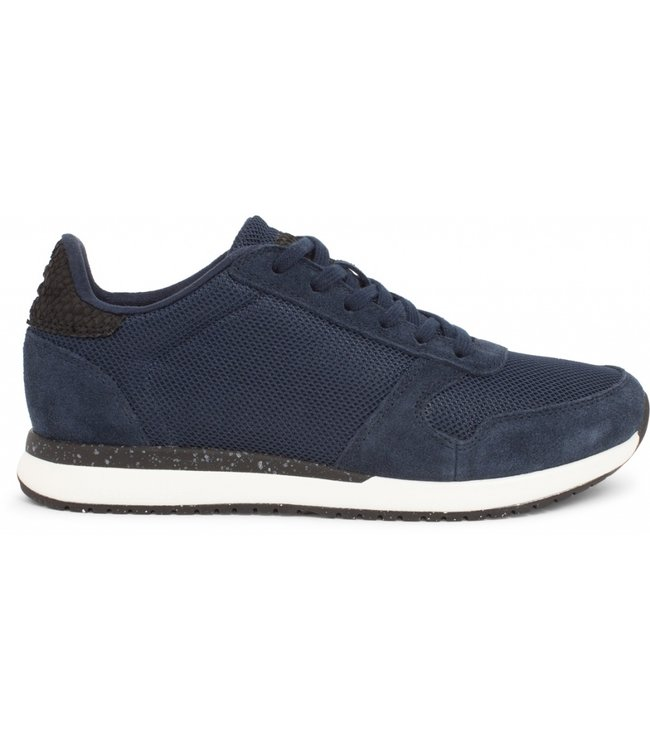 Woden Woden Ydun Fifty blue ladies sneaker