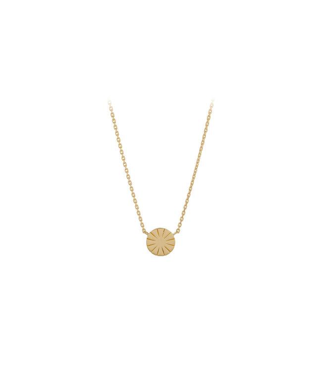 Pernille Corydon Pernille Corydon Copenhagen necklace gold plated