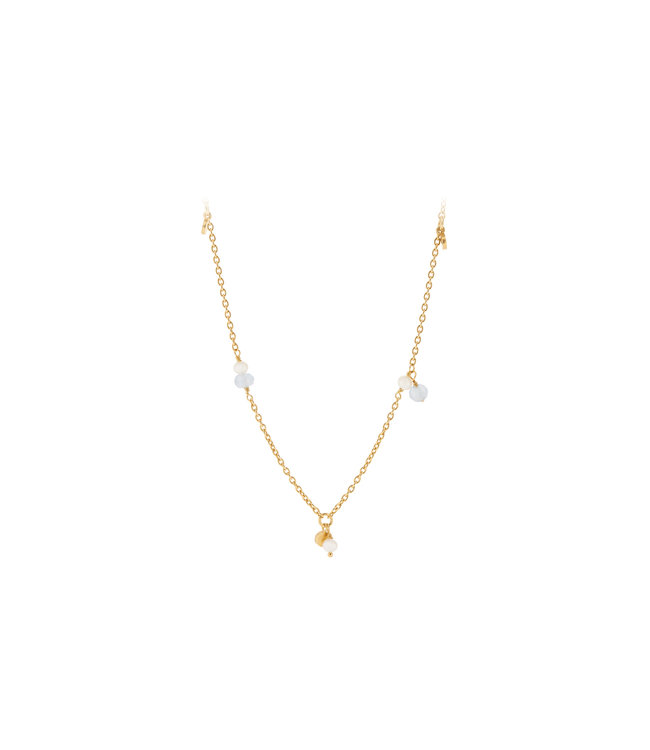 Pernille Corydon Pernille Corydon Afterglow Sea necklace gold plated