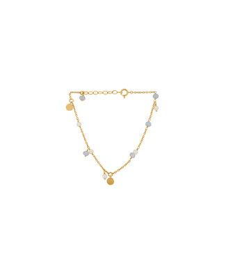 Pernille Corydon Pernille Corydon Afterglow Sea bracelet gold plated