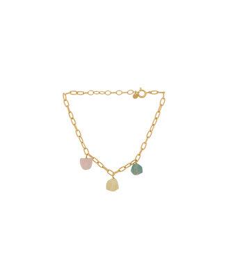 Pernille Corydon Pernille Corydon Aurora bracelet gold plated