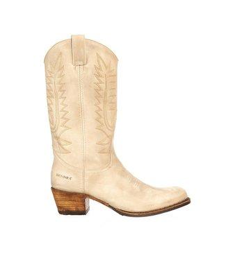 Sendra Sendra cowboy laars dames beige
