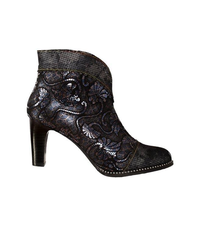 Laura Vita Laura Vita ankle boot black suede
