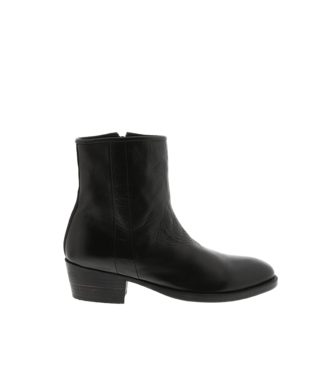Blackstone Blackstone SL09 cowboy boots dames zwart leer
