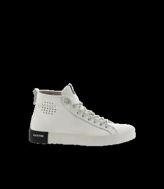 Blackstone Blackstone PL70 white leather ladies sneakers