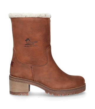 Panama Jack Panama Jack ladies boots brown nubuck with warm lining