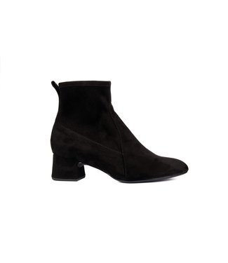 Unisa Unisa Lezama short stretch boots black