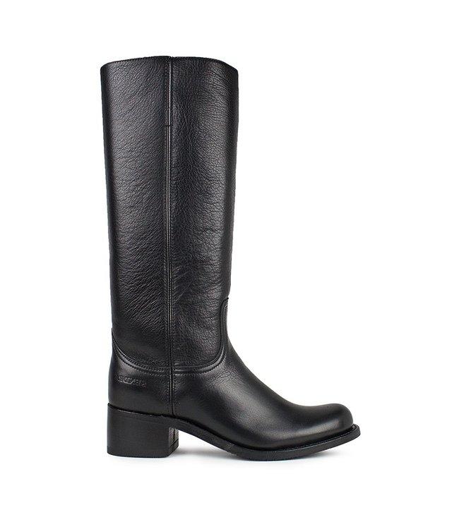 Sendra Sendra ladies boot leather black