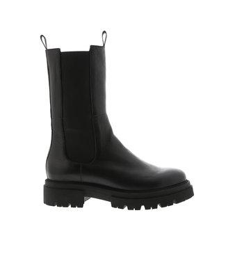 Blackstone Blackstone UL93 chelsea boots dames zwart leer