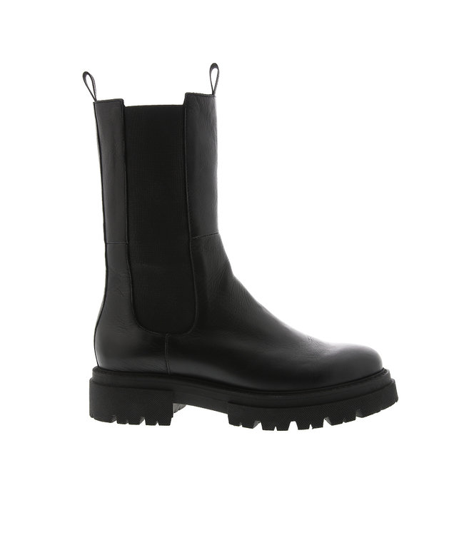 Blackstone Blackstone UL93 chelsea boots ladies black leather