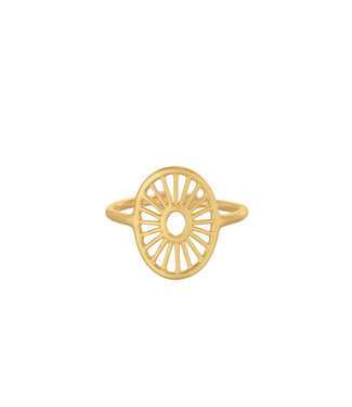 Pernille Corydon Pernille Corydon Small Daylight Ring gold plated