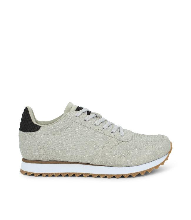 Woden Woden Ydun Pearl 11 beige dames sneaker