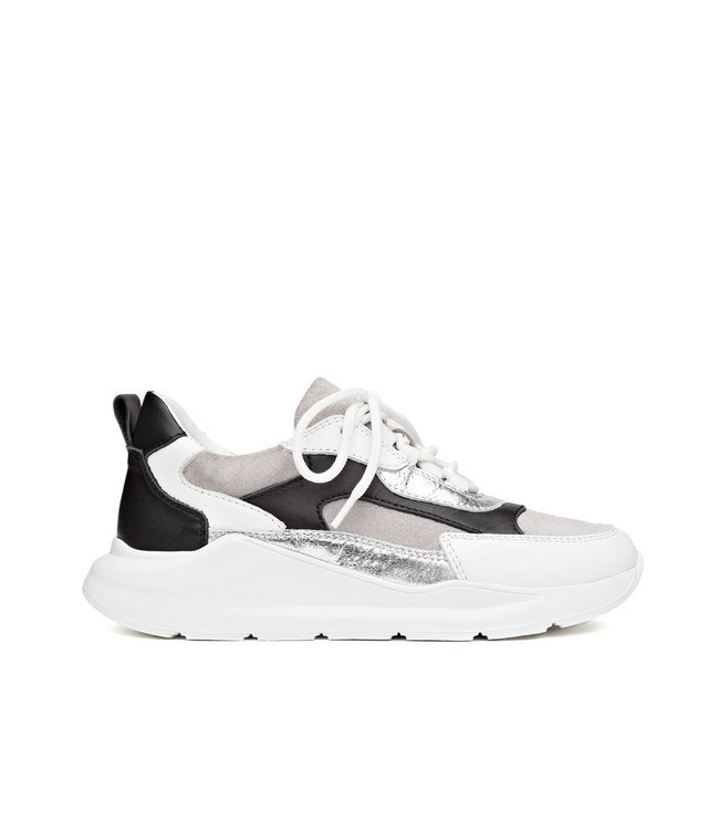 H32 H32 Coco ladies sneakers grey leather