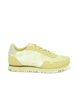 Woden Woden Nora Tie Dye green ladies sneakers