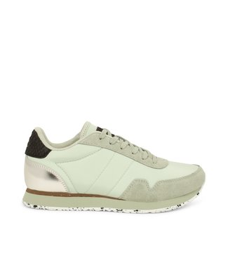 Woden Woden Nora 111 light green ladies sneakers