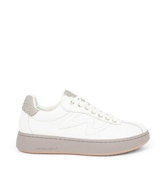 Woden Woden Astrid white leather ladies sneakers