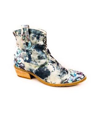 Laura Vita Laura Vita korte western boots blauw