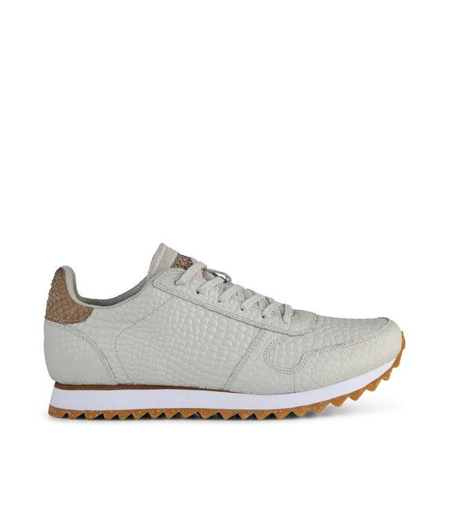 Woden Woden Ydun Coco 11 taupe dames sneakers
