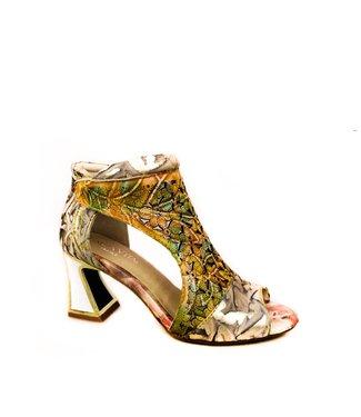 Laura Vita Laura Vita sandal with special heel