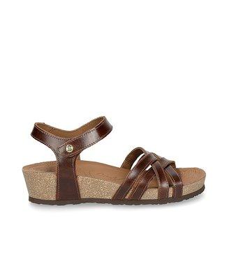 Panama Jack Panama Jack Chia Clay sandal brown leather