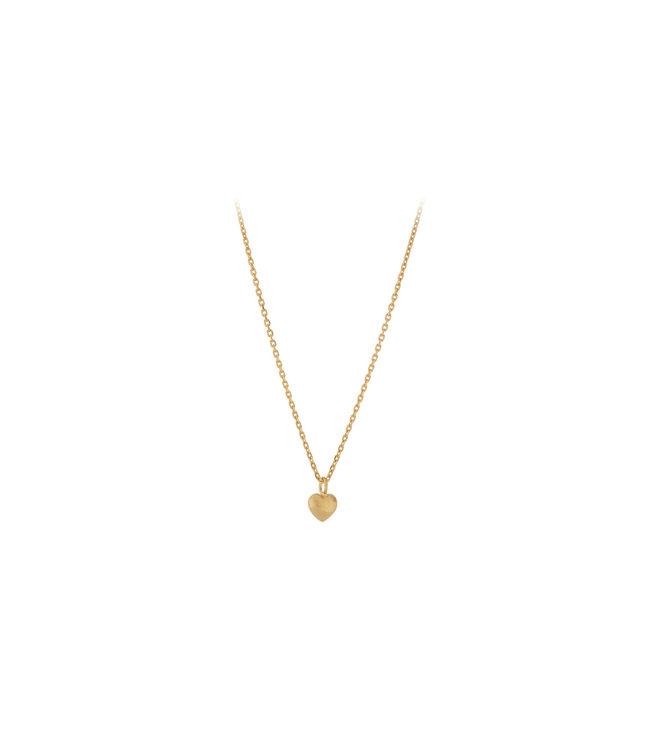 Pernille Corydon Pernille Corydon Love Necklace goud verguld