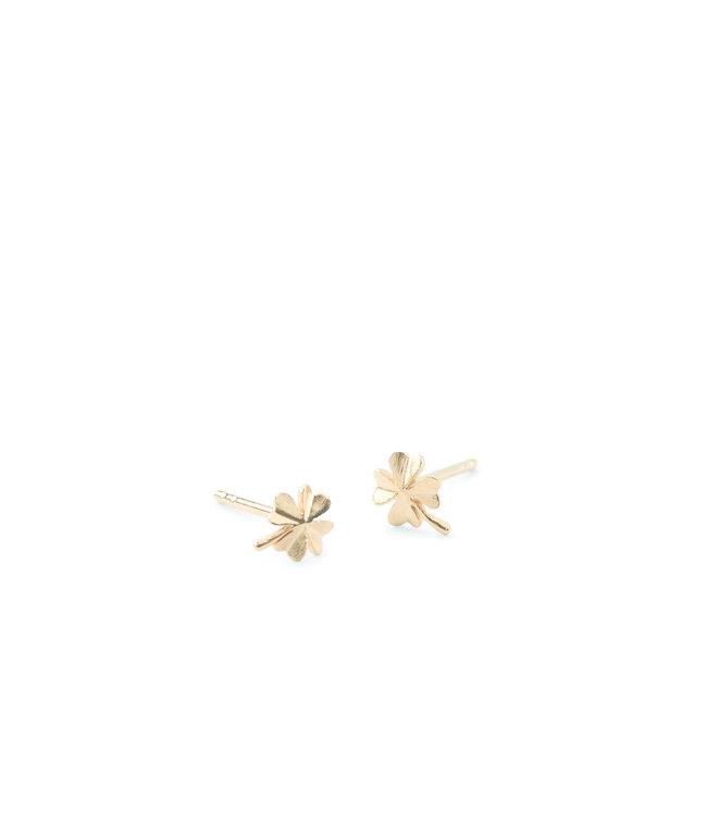 Pernille Corydon Pernille Corydon Clover Earsticks goud verguld
