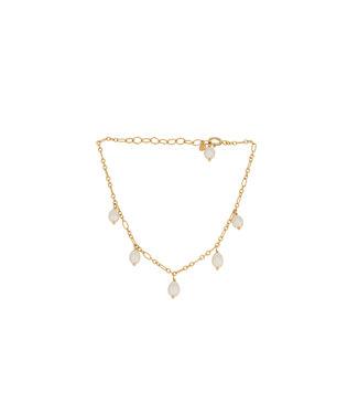 Pernille Corydon Pernille Corydon Ocean Dream bracelet gold plated