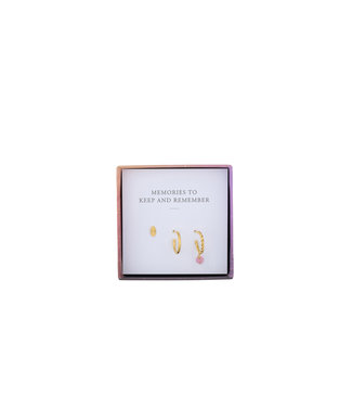 Pernille Corydon Pernille Corydon Daydream Earring Box gp