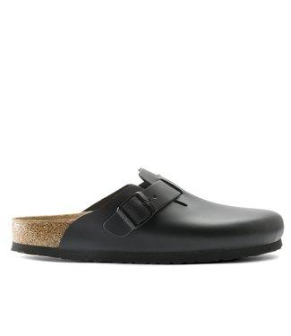 Birkenstock Birkenstock Boston Slipper black leather