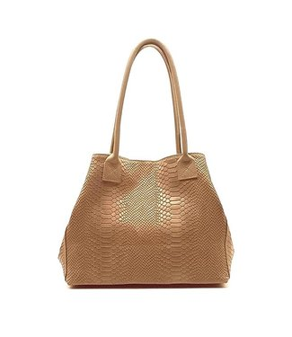 Zeen Zeen Bag ladies bag camel leather