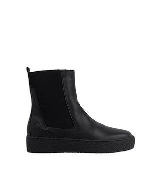 Ca Shott Ca Shott casual chelsea boots zwart leer