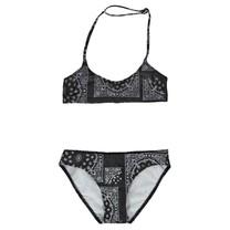 Zwarte bikini Rio Bandana