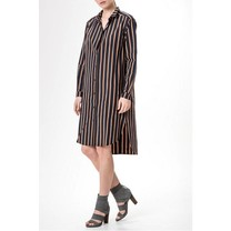 Humanoid dames blouse Bake stripe