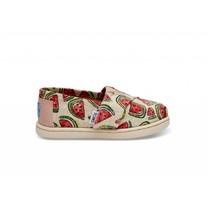 Toms Schoenen glitter watermelons
