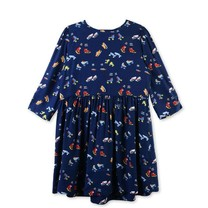 Stella McCartney kids Meadow Dress Roller Skates