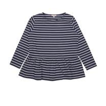 Emile et Ida Marine gestreepte blouse