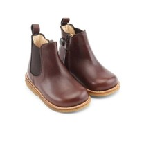 Angulus Chelsea Boot donkerbruin